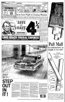 Independent from Long Beach, California on February 3, 1960 · Page 15