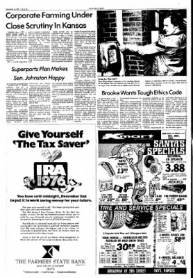 The Hays Daily News from Hays, Kansas on December 19, 1976 · Page 24