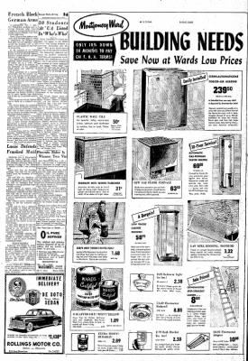Tucson Daily Citizen from Tucson, Arizona on November 1, 1950 · Page 24
