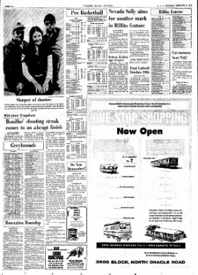 Tucson Daily Citizen from Tucson, Arizona on February 3, 1973 · Page 14