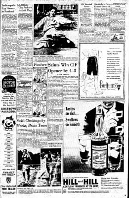 Independent from Long Beach, California on May 22, 1957 · Page 27