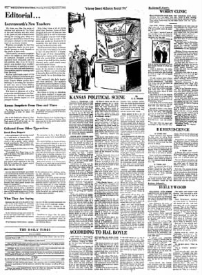 The Leavenworth Times from Leavenworth, Kansas on September 4, 1952 · Page 4