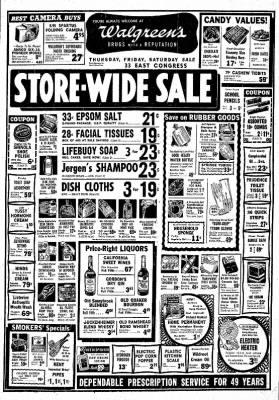 Tucson Daily Citizen from Tucson, Arizona on November 2, 1950 · Page 5