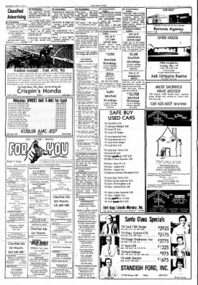 The Hays Daily News from Hays, Kansas on December 19, 1976 · Page 34