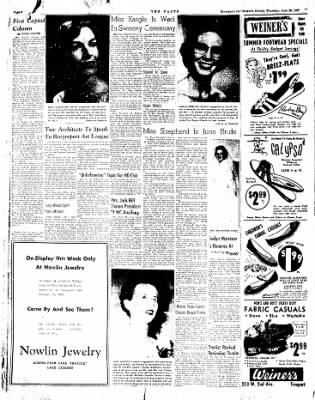 The Brazosport Facts from Freeport, Texas on June 20, 1957 · Page 7