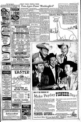 Independent from Long Beach, California on April 4, 1963 · Page 43
