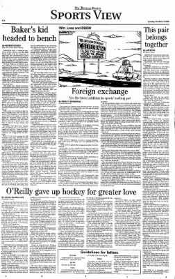 Indiana Gazette from Indiana, Pennsylvania on October 27, 2002 · Page 20