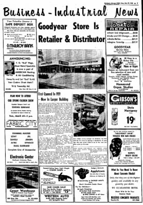 Northwest Arkansas Times from Fayetteville, Arkansas on February 27, 1973 · Page 7