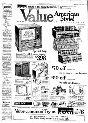 Tucson Daily Citizen from Tucson, Arizona on February 11, 1976 · Page 35