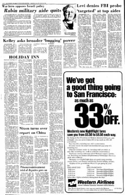 Independent from Long Beach, California on March 22, 1976 · Page 14