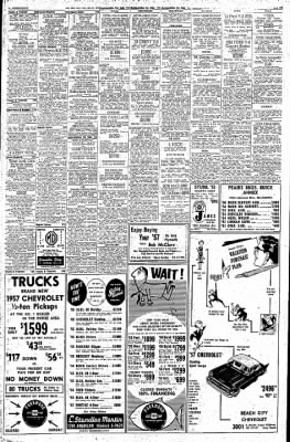 Independent from Long Beach, California on May 22, 1957 · Page 38
