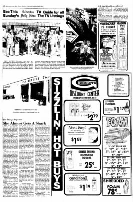 The Galveston Daily News from Galveston, Texas on September 24, 1978 · Page 16
