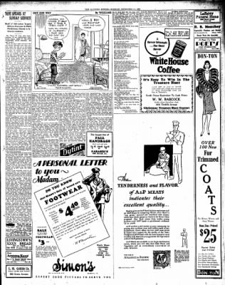 Altoona Mirror from Altoona, Pennsylvania on November 11, 1929 · Page 7
