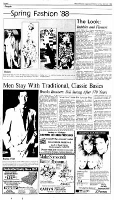 Logansport Pharos-Tribune from Logansport, Indiana on March 27, 1988 · Page 8