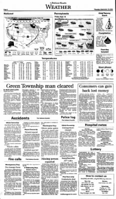 Indiana Gazette from Indiana, Pennsylvania on September 17, 1990 · Page 2