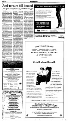 The Daily Herald from Arlington Heights, Illinois on March 9, 2008 · Page 114