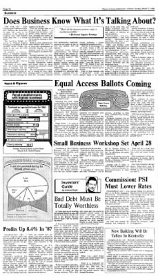 Logansport Pharos-Tribune from Logansport, Indiana on March 27, 1988 · Page 14