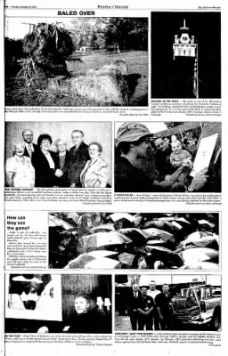 Indiana Gazette from Indiana, Pennsylvania on October 27, 2002 · Page 36