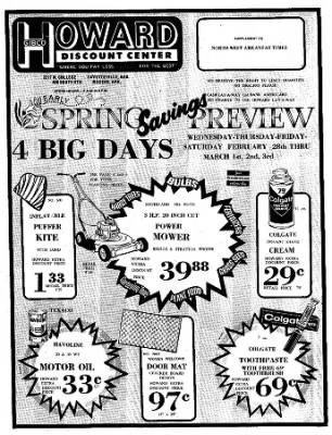 Northwest Arkansas Times from Fayetteville, Arkansas on February 27, 1973 · Page 22