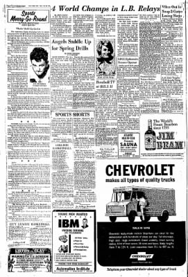 Independent from Long Beach, California on February 25, 1964 · Page 20