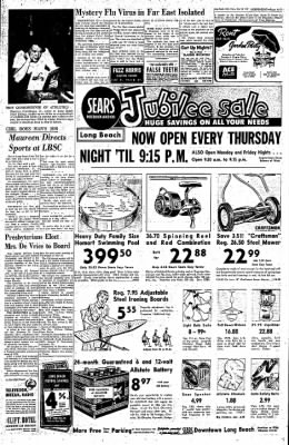 Independent from Long Beach, California on May 23, 1957 · Page 11