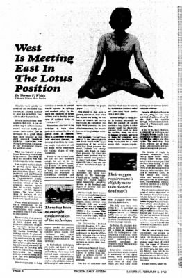 Tucson Daily Citizen from Tucson, Arizona on February 3, 1973 · Page 42