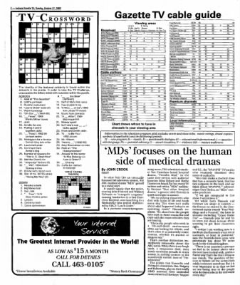 Indiana Gazette from Indiana, Pennsylvania on October 27, 2002 · Page 46