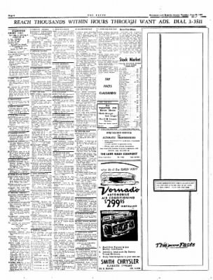 The Brazosport Facts from Freeport, Texas on June 25, 1957 · Page 8