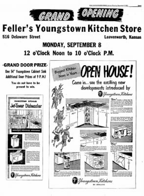 The Leavenworth Times from Leavenworth, Kansas on September 7, 1952 · Page 7