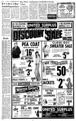 Independent from Long Beach, California on February 27, 1969 · Page 84