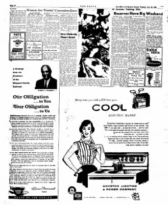 The Brazosport Facts from Freeport, Texas on June 25, 1957 · Page 10
