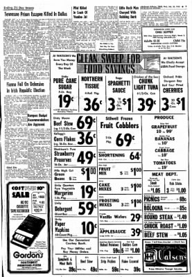 Northwest Arkansas Times from Fayetteville, Arkansas on February 28, 1973 · Page 9