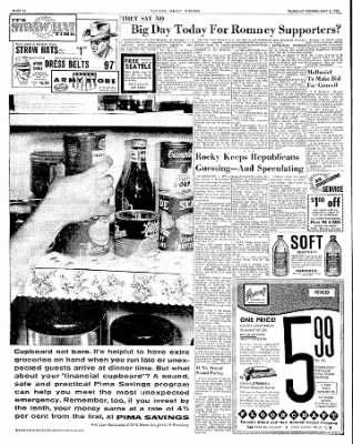 Tucson Daily Citizen from Tucson, Arizona on May 2, 1963 · Page 15