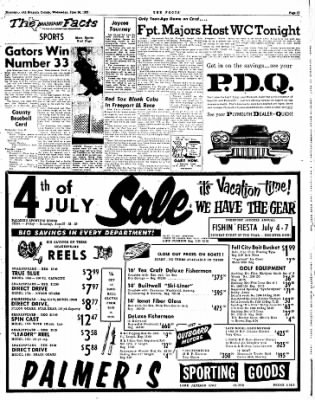 The Brazosport Facts from Freeport, Texas on June 26, 1957 · Page 10