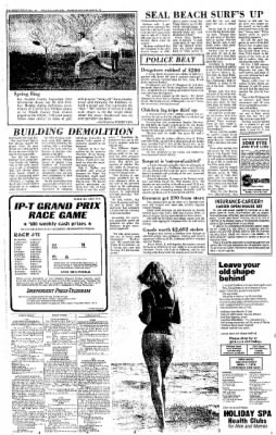 Independent from Long Beach, California on March 23, 1976 · Page 14