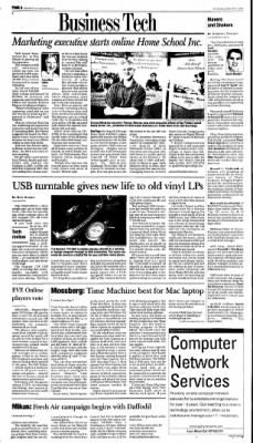 The Daily Herald from Arlington Heights, Illinois on March 9, 2008 · Page 136
