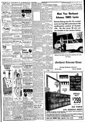 Northwest Arkansas Times from Fayetteville, Arkansas on February 28, 1973 · Page 19