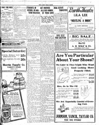 The Daily Free Press from Carbondale, Illinois on March 26, 1920 · Page 2