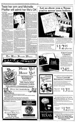 The Galveston Daily News from Galveston, Texas on October 13, 1993 · Page 21