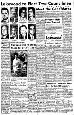 Independent from Long Beach, California on April 5, 1962 · Page 52