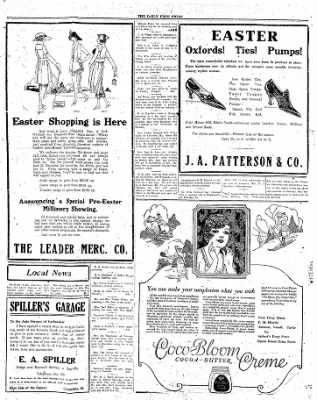 The Daily Free Press from Carbondale, Illinois on March 26, 1920 · Page 4