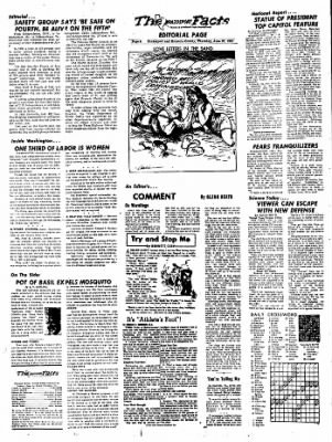 The Brazosport Facts from Freeport, Texas on June 27, 1957 · Page 4