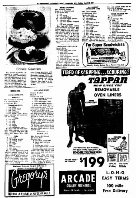 Northwest Arkansas Times from Fayetteville, Arkansas on April 25, 1969 · Page 56