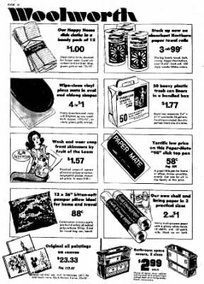 Northwest Arkansas Times from Fayetteville, Arkansas on February 28, 1973 · Page 33