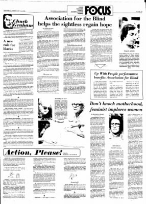 Tucson Daily Citizen from Tucson, Arizona on February 12, 1976 · Page 17