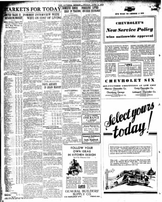 Altoona Mirror from Altoona, Pennsylvania on June 6, 1930 · Page 18