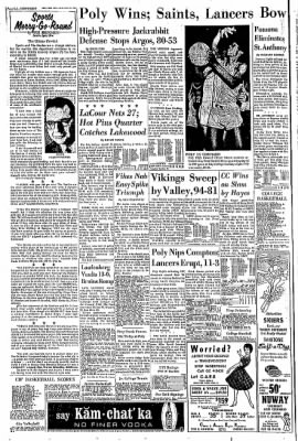 Independent from Long Beach, California on February 26, 1964 · Page 30