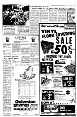The Galveston Daily News from Galveston, Texas on September 26, 1978 · Page 7