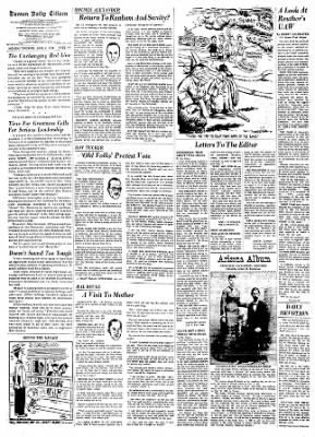 Tucson Daily Citizen from Tucson, Arizona on June 6, 1960 · Page 14