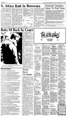 Logansport Pharos-Tribune from Logansport, Indiana on March 28, 1988 · Page 12